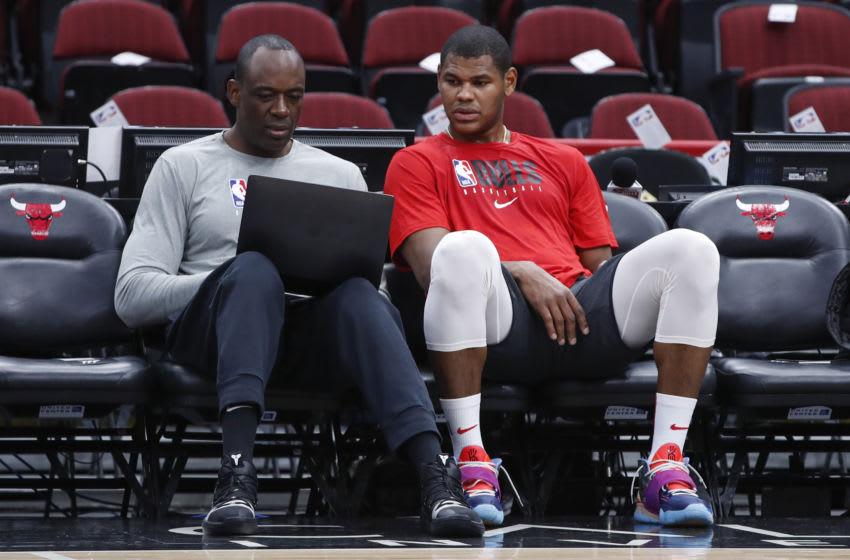 Roy Rogers, Chicago Bulls Mandatory Credit: Kamil Krzaczynski-USA TODAY Sports