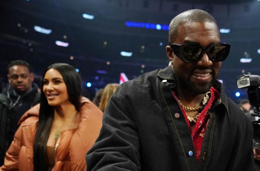 Kanye West Mandatory Credit: Kyle Terada-USA TODAY Sports