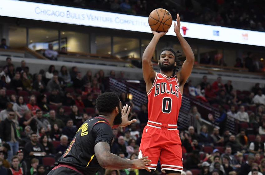 Coby White, Chicago Bulls Mandatory Credit: Quinn Harris-USA TODAY Sports