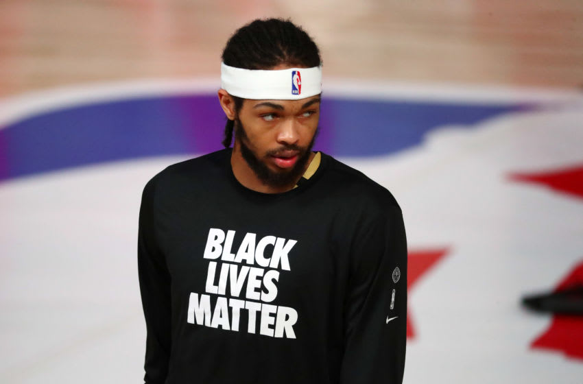 Brandon Ingram, Chicago Bulls Mandatory Credit: Kim Klement-USA TODAY Sports