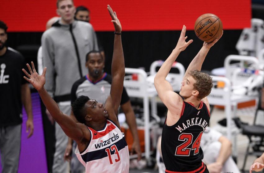 Lauri Markkanen, Chicago Bulls Mandatory Credit: POOL PHOTOS-USA TODAY Sports