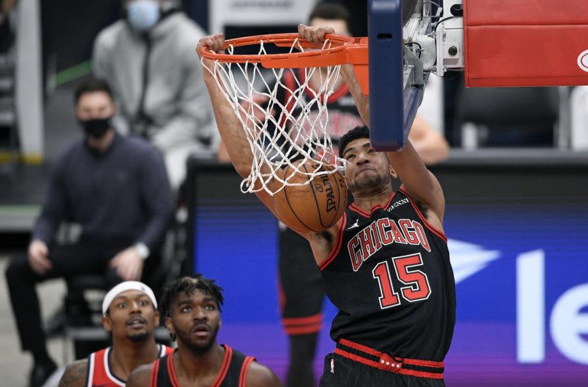 Chandler Hutchison, Chicago Bulls Mandatory Credit: POOL PHOTOS-USA TODAY Sports