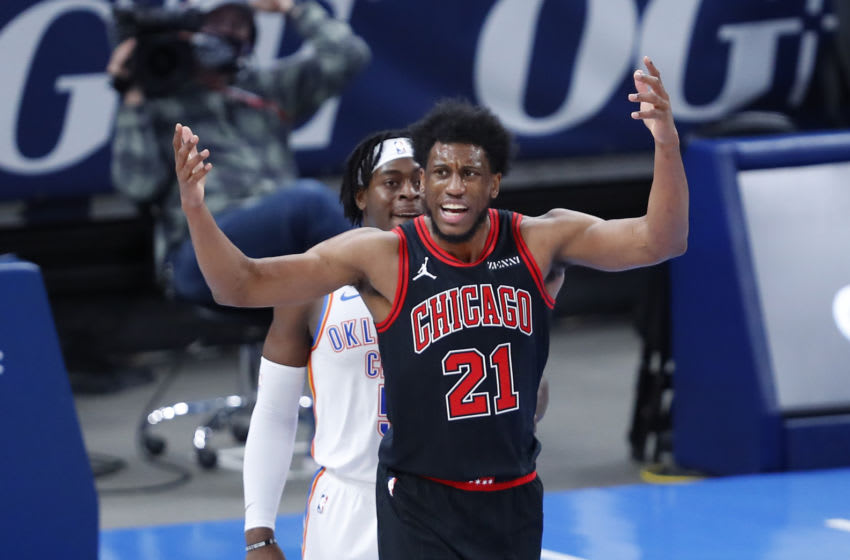 Thaddeus Young, Chicago Bulls Mandatory Credit: Alonzo Adams-USA TODAY Sports