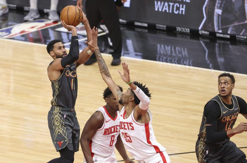 Garrett Temple, Chicago Bulls Mandatory Credit: Kamil Krzaczynski-USA TODAY Sports