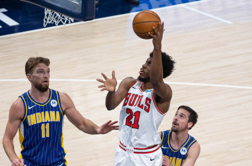 Thaddeus Young, Chicago Bulls Mandatory Credit: Trevor Ruszkowski-USA TODAY Sports