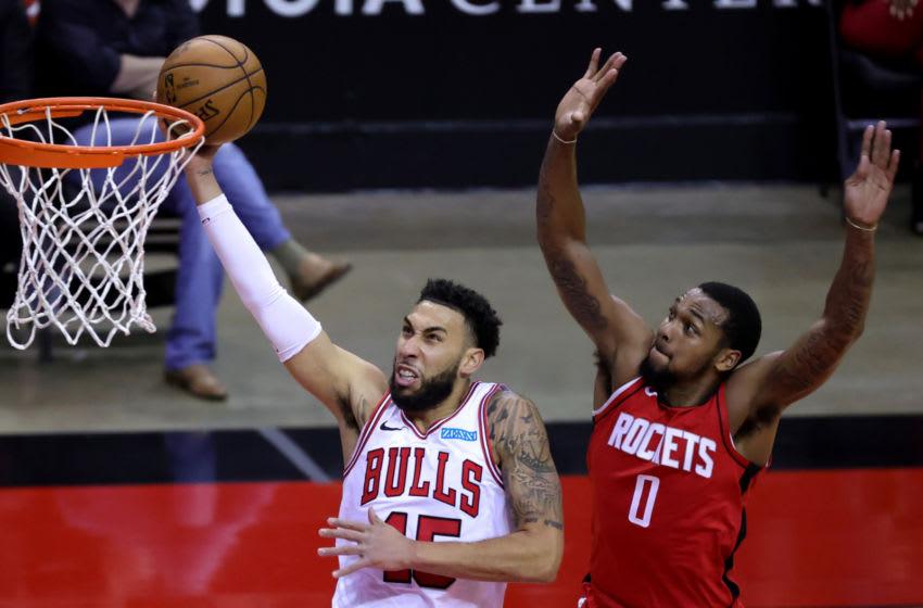 Denzel Valentine, Chicago Bulls Mandatory Credit: Carmen Mandato/Pool Photo-USA TODAY Sports