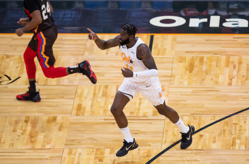 James Ennis III Mandatory Credit: Mary Holt-USA TODAY Sports
