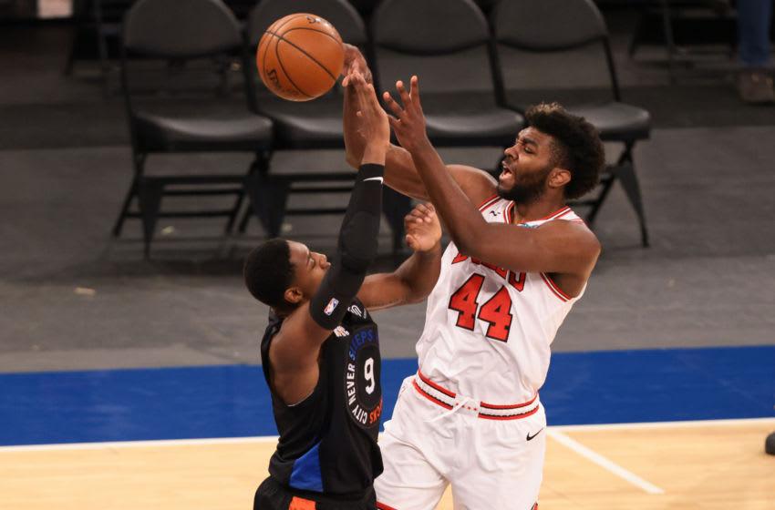 Patrick Williams, Chicago Bulls Mandatory Credit: Vincent Carchietta-USA TODAY Sports