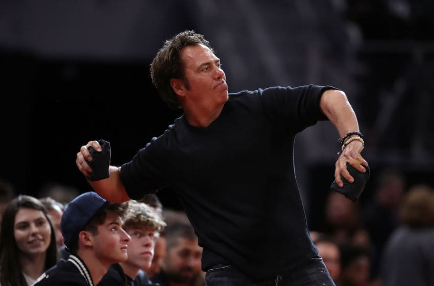 Detroit Pistons owner Tom Gores. (Photo by Gregory Shamus/Getty Images)