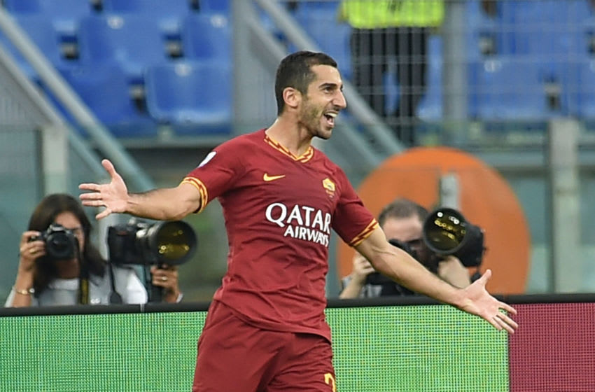 Henrikh Mkhitaryan, AS Roma (Photo by Giuseppe Bellini/Getty Images)