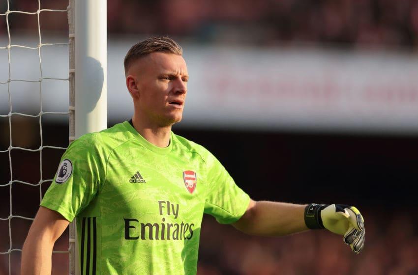 Bernd Leno, Arsenal (Photo by James Williamson - AMA/Getty Images)
