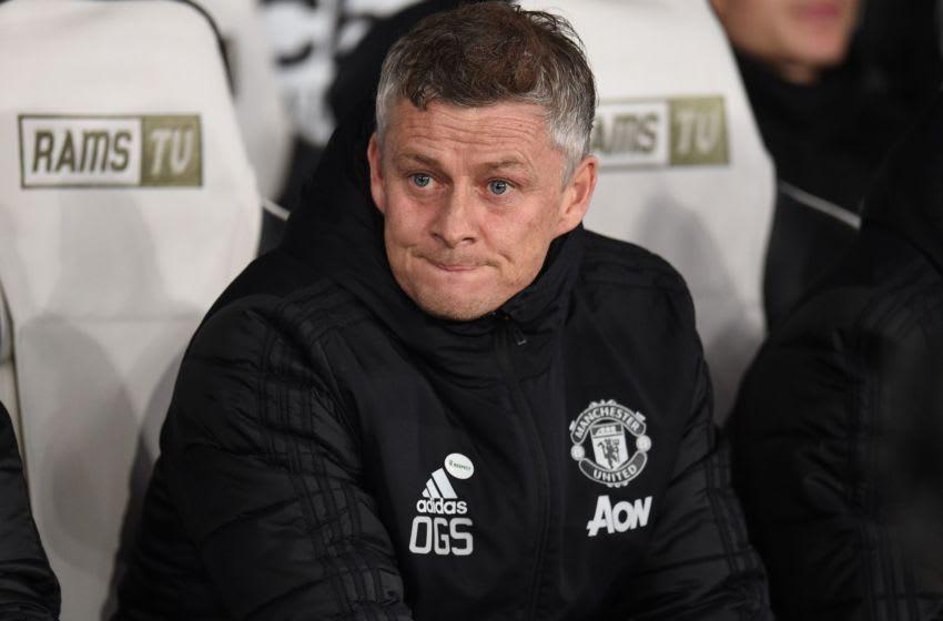 Ole Gunnar Solskjaer, Manchester United (Photo by OLI SCARFF/AFP via Getty Images)