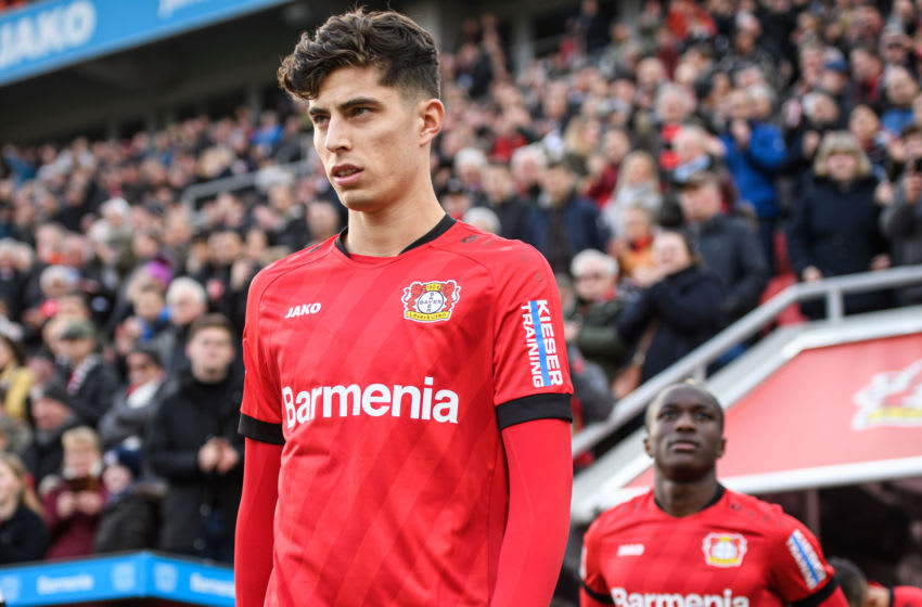 Kai Havertz, Chelsea target (Photo by Jörg Schüler/Getty Images)
