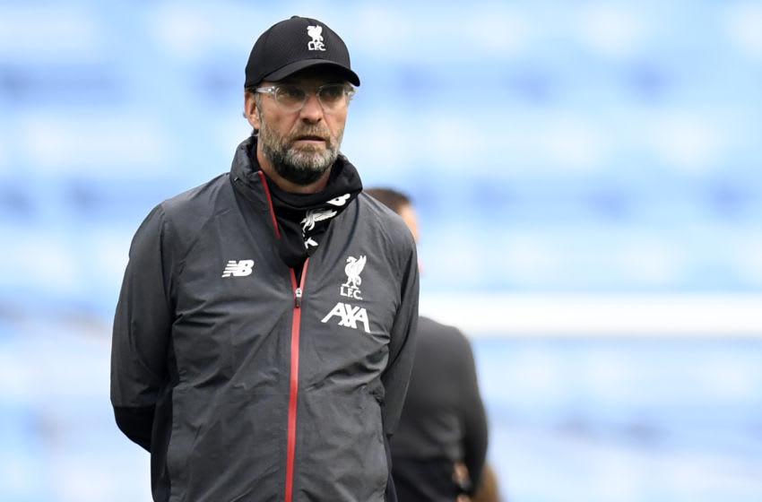Jurgen Klopp, Liverpool (Photo by PETER POWELL/POOL/AFP via Getty Images)