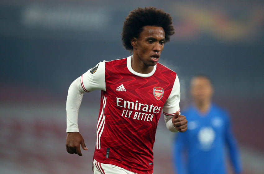 Willian, Arsenal (Photo by Marc Atkins/Getty Images)