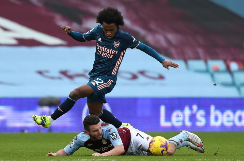 Willian of Arsenal (Photo by James Williamson - AMA/Getty Images)