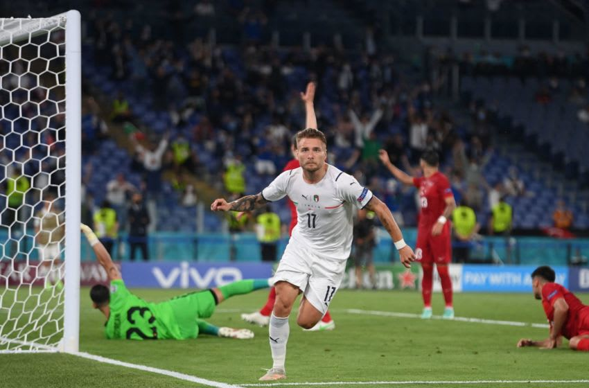 Italy's Euro 2020 campaign off on right foot with win over Turkey