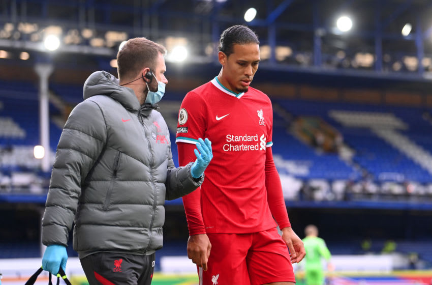 Virgil van Dijk, Liverpool (Photo by Laurence Griffiths/Getty Images)