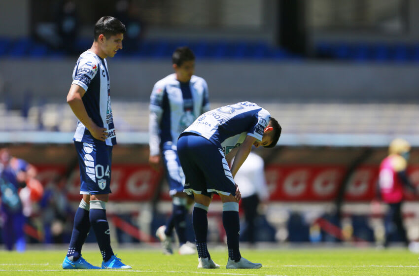 The compressed FIFA schedule is likely to cause fatigue in league's around the globe and Liga MX is no exception. (Photo by Mauricio Salas/Jam Media/Getty Images)
