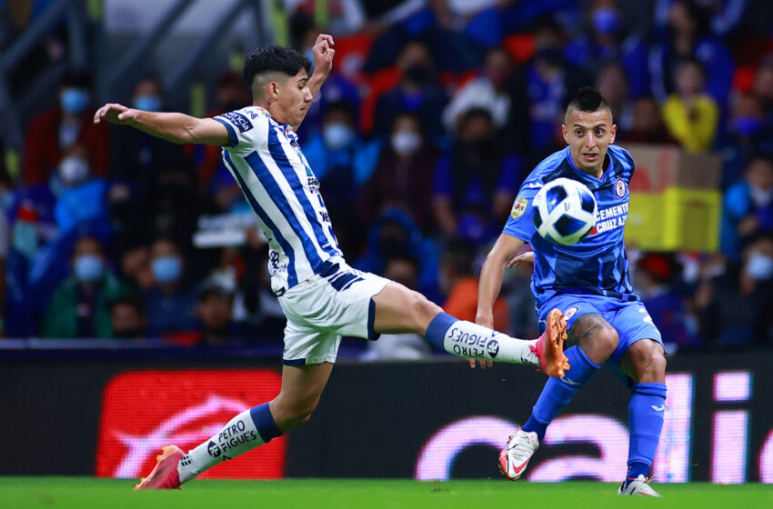 Pachuca and Cruz Azul were two of the big winners during the summer transfer window. (Photo by Hector Vivas/Getty Images)