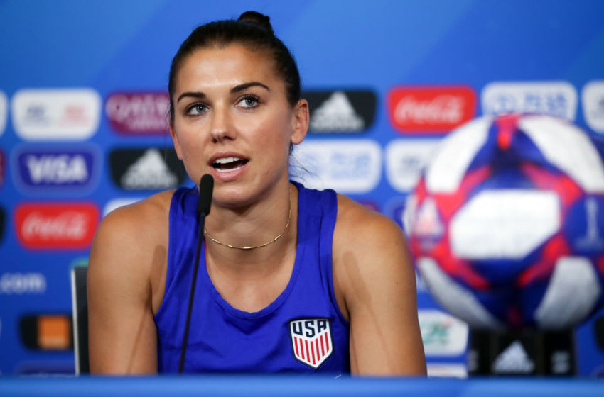 Alex Morgan, USWNT (Photo by Alex Grimm/Getty Images)