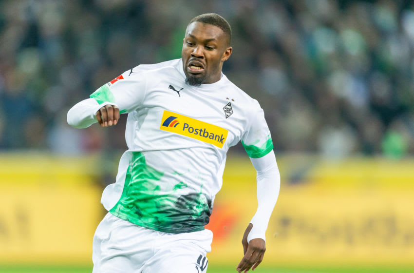 Marcus Thuram, Borussia Monchengladbach (Photo by TF-Images/Getty Images)