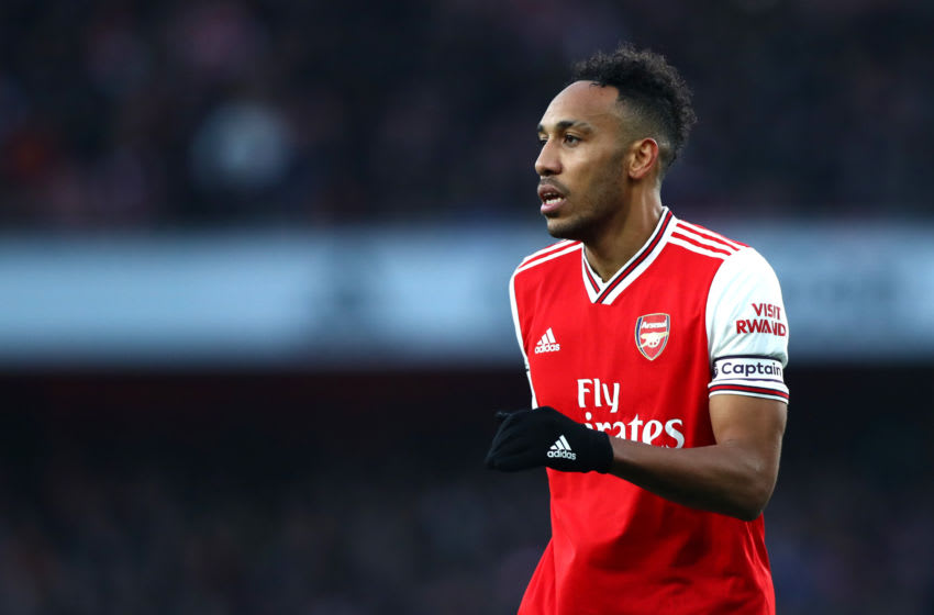 Pierre-Emerick Aubameyang, Arsenal (Photo by Chloe Knott - Danehouse/Getty Images)