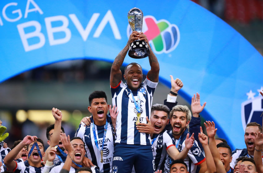 If Monterrey is able to defend its title, it will become only the fourth-ever wildcard team to hoist the Liga MX trophy. (Photo by Hector Vivas/Getty Images)
