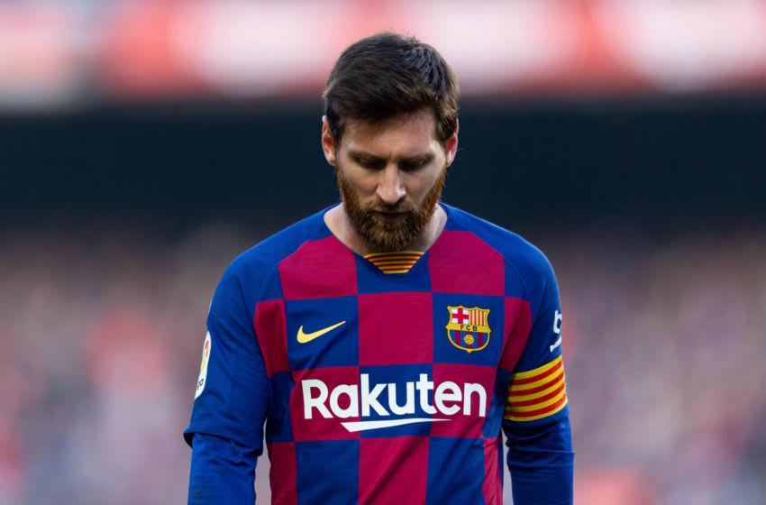 Lionel Messi, Barcelona (Photo by Alejandro/DeFodi Images via Getty Images)
