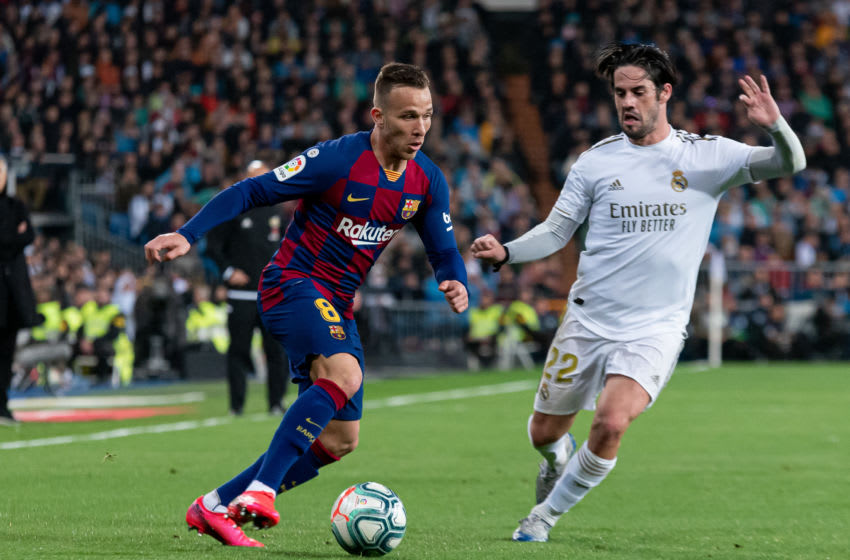 Arthur Melo, Barcelona (Photo by Alejandro Rios/DeFodi Images via Getty Images)