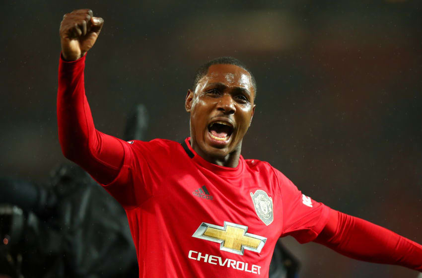 Odion Ighalo, Manchester United (Photo by Robbie Jay Barratt - AMA/Getty Images)