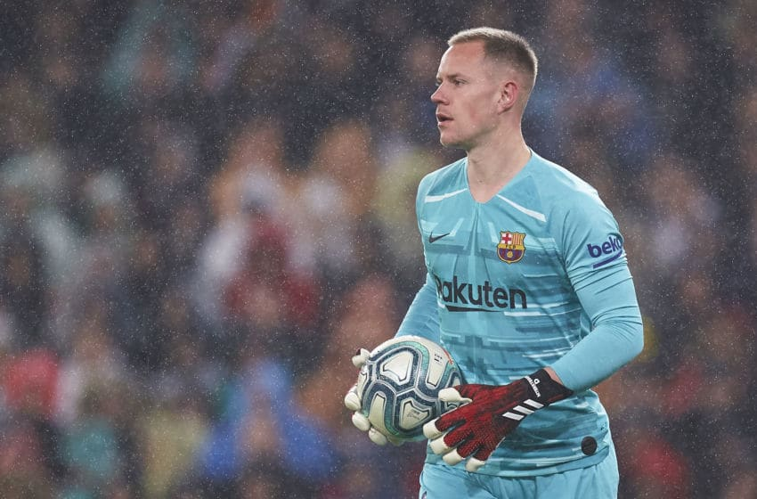 Marc-Andre Ter Stegen, FC Barcelona (Photo by Mateo Villalba/Quality Sport Images/Getty Images)