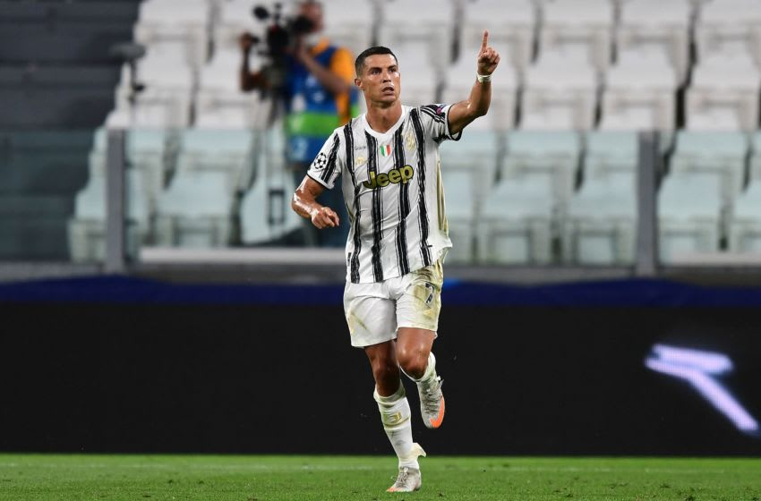 Juventus superstar Cristiano Ronaldo has new records in sight in 2020/21 season (Photo by MIGUEL MEDINA/AFP via Getty Images)