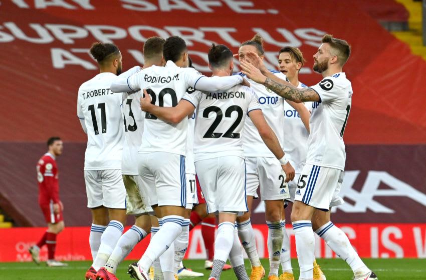 Mateusz Klich, Leeds United (Photo by Paul Ellis - Pool/Getty Images)