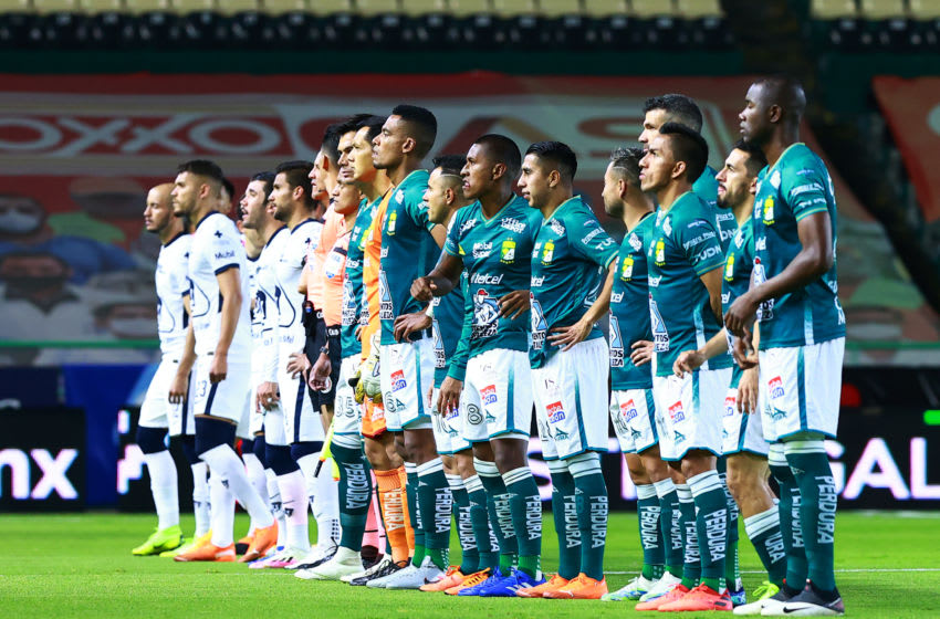 Just a little over two months ago, León and the Pumas faced off for the Guardianes 2020 title. (Photo by Leopoldo Smith/Getty Images)