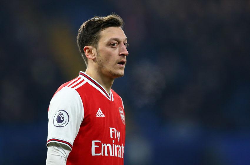 Mesut Ozil, Arsenal (Photo by Craig Mercer/MB Media/Getty Images)