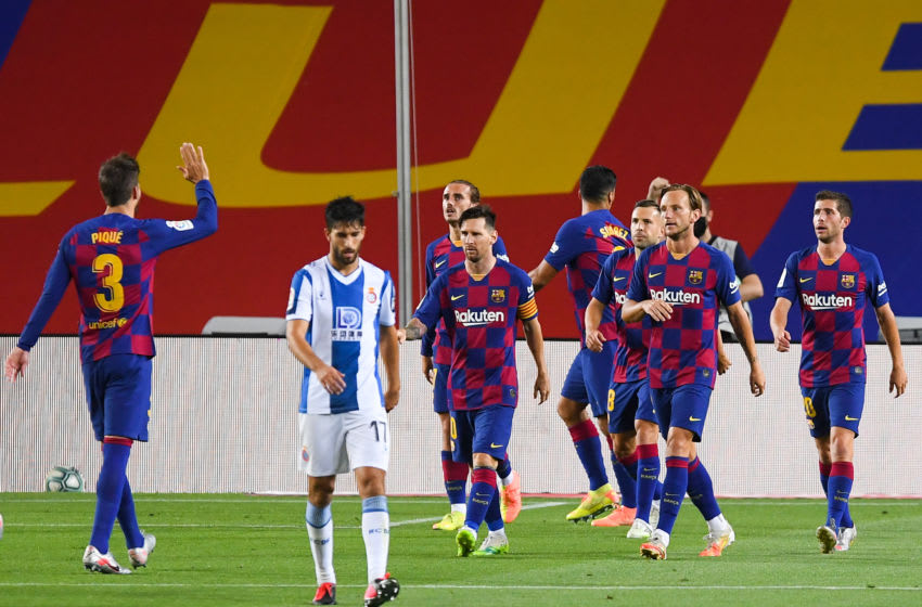 Barcelona vs Espanyol, La Liga 2019/20 (Photo by Alex Caparros/Getty Images)