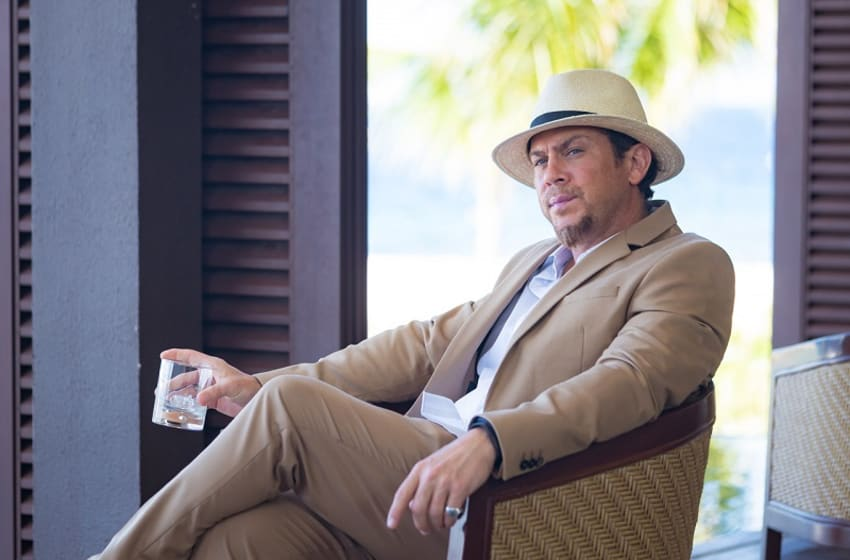 Christian Kane in Almost Paradise Photo Credit: Courtesy of J. Goldstein PR