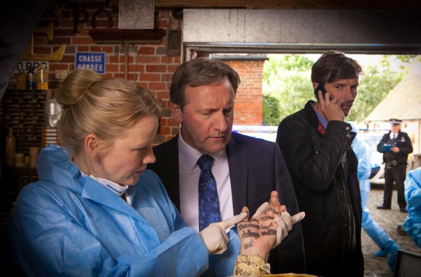 Midsomer Murders XVll The Dagger Club