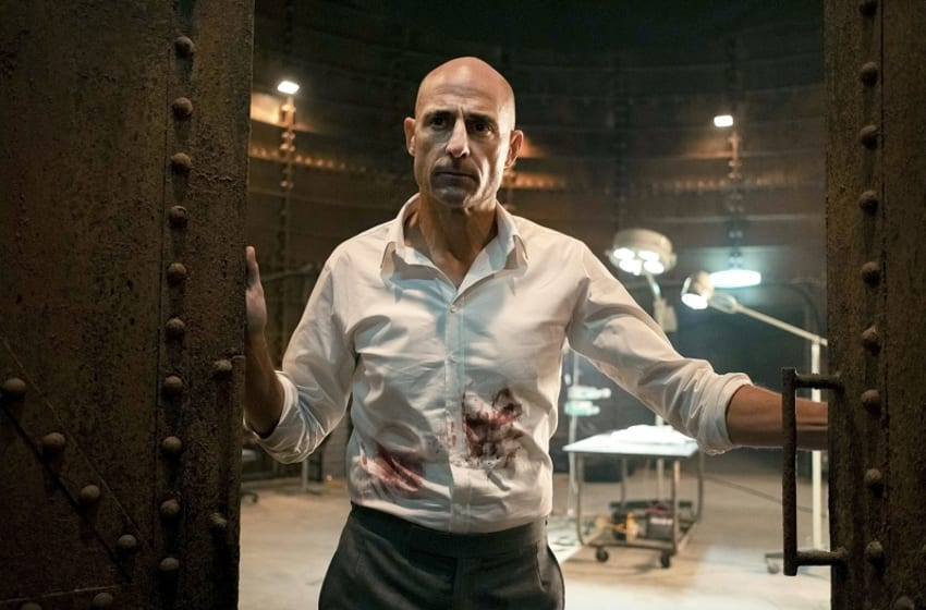 Mark Strong stars in the Sky One crime drama Temple, which has its US premiere through Spectrum Originals on March 9. Photo Credit: Gareth Gatrell/Courtesy of Spectrum Originals.