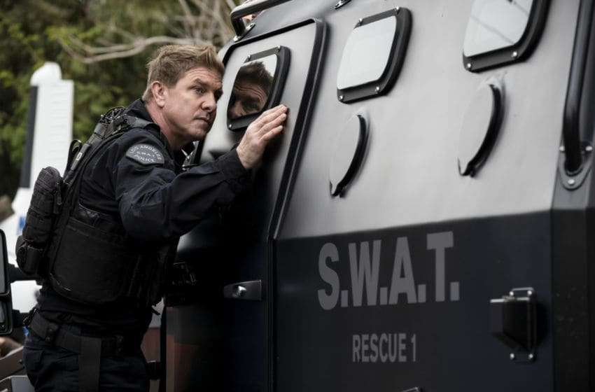 SWAT -- Photo: Jordin Althaus/CBS ©2020 CBS Broadcasting, Inc. All Rights Reserved.