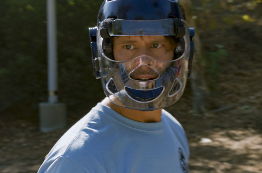 """""""Love Kills"""" - Pictured: Eric Christian Olsen (LAPD Liaison Marty Deeks). When NCIS investigates the murder of a man about to reveal the source of a massive counterfeiting operation, an old acquaintance becomes their prime suspect and reveals the true reason for her return. Also, Deeks struggles during training to become an official NCIS agent, on NCIS: LOS ANGELES, Sunday, Jan. 10 (9:00-10:00 PM, ET/PT) on the CBS Television Network Photo: Screen Grab/CBS ©2020 CBS Broadcasting, Inc. All Rights Reserved."""