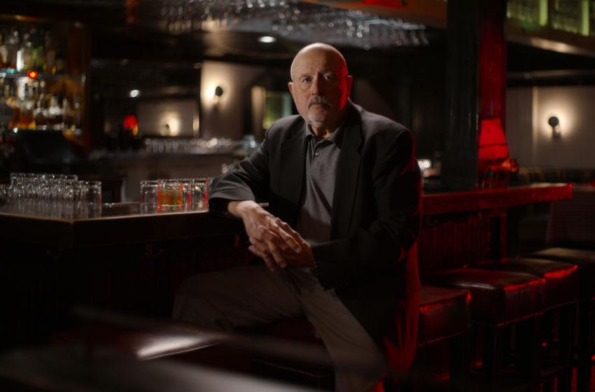 "Frank Salerno (co-lead Investigator) in episode 1 ""Devil in the City of Angels"" of Night Stalker: The Hunt for a Serial Killer. Cr. NETFLIX © 2021"