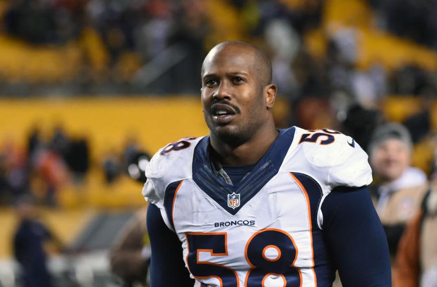 Denver Broncos, Von Miller (Photo by George Gojkovich/Getty Images)