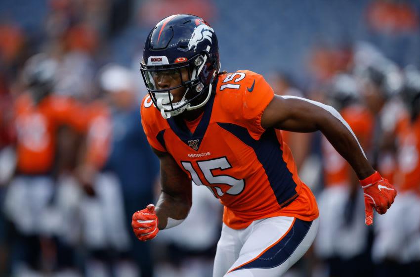 Juwann Winfree, Denver Broncos (Photo by Justin Edmonds/Getty Images)