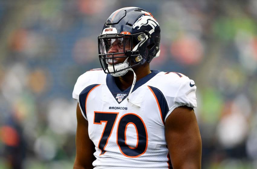 Ja'Wuan James, Denver Broncos (Photo by Alika Jenner/Getty Images)