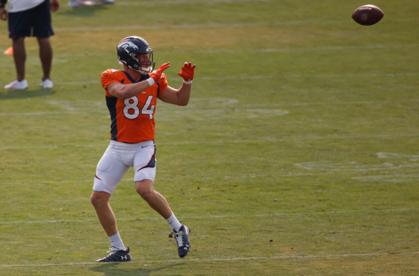 Denver Broncos, Troy Fumagalli (Photo by Justin Edmonds/Getty Images)
