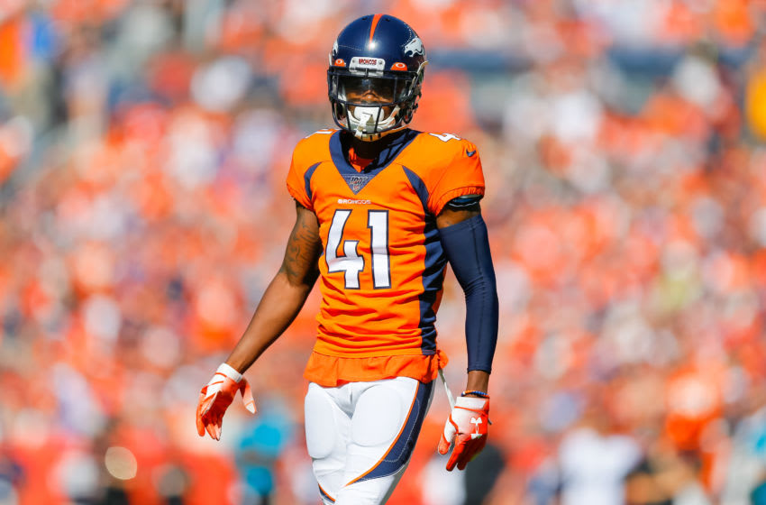 De'Vante Bausby, Denver Broncos (Photo by Justin Edmonds/Getty Images)