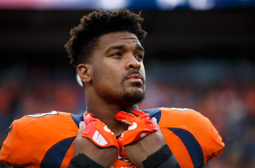 Denver Broncos, Dre'Mont Jones (Photo by Justin Edmonds/Getty Images)