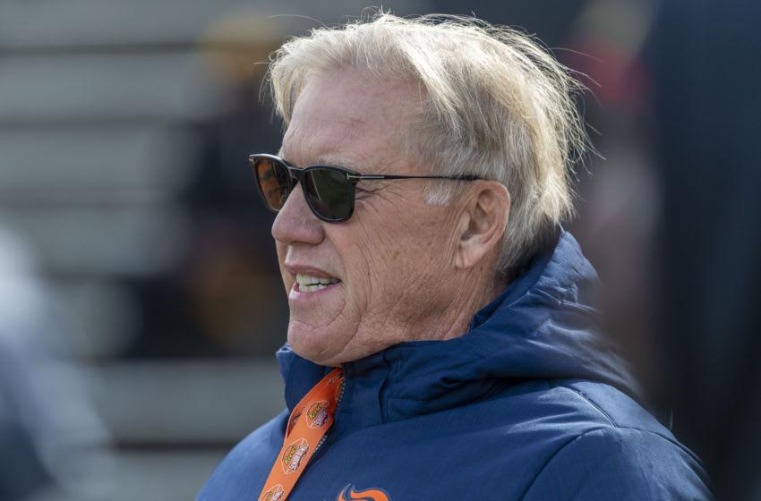 Denver Broncos GM John Elway -USA TODAY Sports